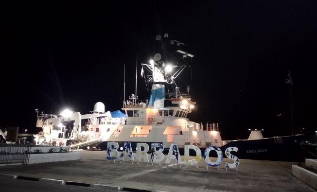 Barbados to Cabo Verde cruise, EN651, Chief Scientist: Rainer Lohman on board the R/V Endeavor
