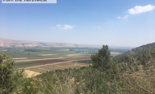 Exploring the onset of Anthropocene in the Upper Jordan valley (Hula lake) — GEOLAKE