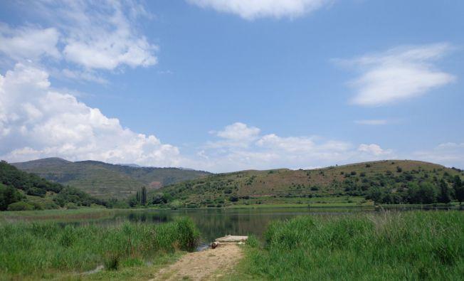 Montcortés lake, Catalonia