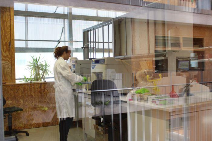 Acid digestion lab