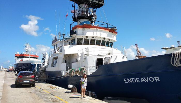 EN651 expedition